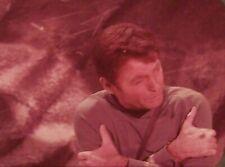 """RARE 1969~STAR TREK """"ALL OUR YESTERDAYS""""~McCOY~35mm FILM CLIP/SLIDE~LOT 513"""