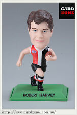 2008 Select AFL STARS COLOR FIGURINE NO.38 Robert Harvey (St. Kilda)
