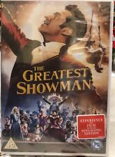 The Greatest Showman [DVD] DVD Brand New & Sealed Free Post