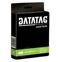 Datatag Motorcycle Motorbike Heavy Duty Anti theft Security Safety Kit Thatcham