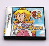 Super Princess Peach Nintendo DS Game NDS Lite DSi 2DS 3DS XL a F01