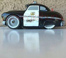 "Disney Pixar Cars - Sheriff - Die-Cast - Approx 6 "" L - Moves - Talking - Siren"
