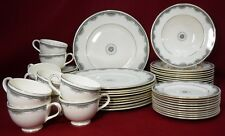 ROYAL DOULTON china ALBANY H5121 pattern 40-piece SET SERVICE for TEN (10)