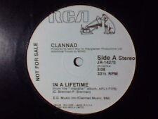 """CLANNAD In a lifetime 12"""" USA PR0M0 U2"""