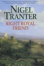 Right Royal Friend, Tranter, Nigel, Good Book