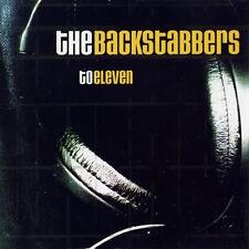 THE BACKSTABBERS To Eleven LP . punk high energy the saints radio birdman
