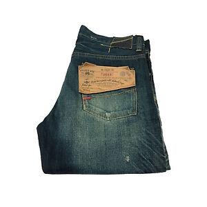 GILDED AGE Men's Jeans Mod. Ga 1011-B Baxten 100% Cotton Made IN Japan