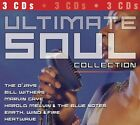 VARIOUS : ULTIMATE SOUL COLLECTION (3 disc, 30 tracks) (CD) sealed