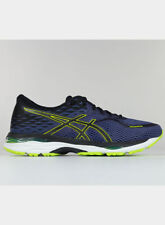 Asics Gel-cumulus 19 Scarpe Running Uomo Blu (indigo Blue/black/safety Yellow