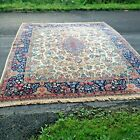 Antique Rug  Hand Knotted 9 x 12 Beauty K E R M A N