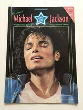 Michael Jackson Magazine Pre-Wembley Special 1988 GC