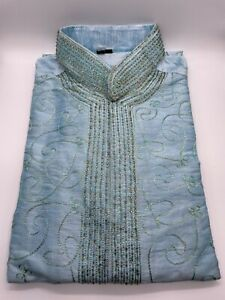 Men Designer embroidered Kurta for special Occasions - Size 38