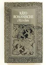 Räto-Romanische Märchen Leza Uffer Diederich Verlag