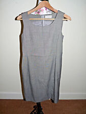 Grey Gerard Darel Work/Office Dress & Jacket Suit size 8-10