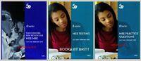 2019 Barbri Bar Exam UBE+MBE -3 books- CMR Conviser, MEE Essay Test, MBE Qs -NEW