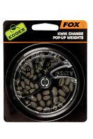 Fox Edges Kwik Change Pop-Up Weights Dispenser CAC518 Bleie Karpfenblei Lead