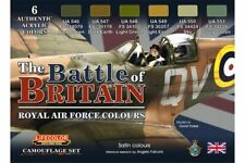 "LifeColor CS35 Camouflage Set The Battle of Britain ""Royal Air Force Colours"""