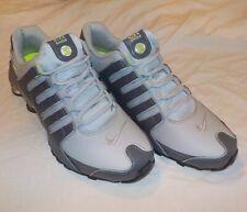 New Nike SHOX NZ Running Shoes Wolf Grey & Volt 378341 009 Men Size 13 NWOB