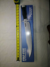 Cold Steel Natchez Bowie  Fixed Blade Knife, RARE - BNIB - NO Sheath