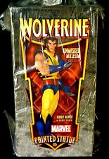 Bowen Designs Wolverine Unmasked Museum X-Men Marvel Statue New 2008