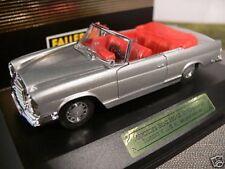 1/43 Faller 4333 Mercedes-Benz 280 SE 3,5 Cabrio silber