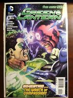 Green Lantern #9 Gary Frank 1:25 Variant NM 1st Print DC New 52 Geoff Johns