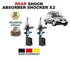 Per RENAULT GRAND SCENIC 2 MPV 2004 -- & gton NUOVO REAR SHOCK ABSORBER Shocker x2