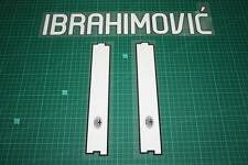 AC Milan 10/11 #11 IBRAHIMOVIC Homekit / 3rd Awaykit Nameset Printing