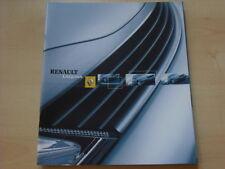 53742) Renault Laguna Prospekt 04/2003