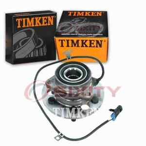 Timken Front Right Wheel Bearing Hub Assembly for 1995-2000 Chevrolet K2500 cx