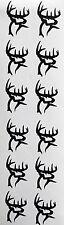 12 Deer Antlers Buck Commander Hunter Hunting  Sportsman IPOD CELL PHONE STICKER