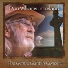 Don Williams In Ireland: Gentle Giant In Concert (2016, REGION 1 DVD New)