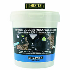 Net-tex Whole Colostrum for Calves 1 Calf Pack - Calf Colostrum Energy Boost
