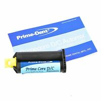Prime-Dent Dental DC Automix Core Build-Up Material 50g Refill - Natural A2  USA