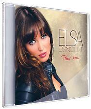 Elsa Esnoult - Pour Toi [New CD] France - Import