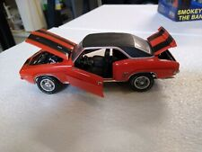 New ListingFranklin Mint 1969 Chevrolet Camaro Z28 Orange Black Stripes