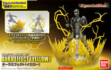 DRAGON BALL Z EFFECT AURA FIGURE RISE YELLOW AMARILLA FIGURA NEW NUEVA