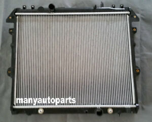 New Radiator for Toyota Hilux KUN 3.0L Turbo Diesel Auto Manual 2/05-on