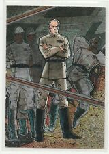 1994 TOPPS Star Wars Galaxy Etched Foil Series Two Chase insert card No 7