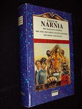 TALES OF NARNIA OMNIBUS VOL.1/MAGICIAN'S NEPHEW:C S LEWIS:W H SMITH:HB:1991:RARE