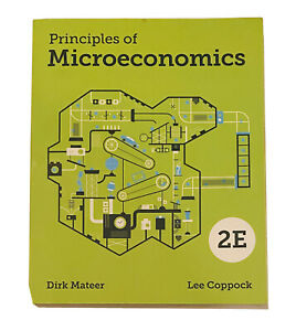 (Like New) Principles Of Microeconomics 2E Dirk Mateer And Lee Coppock