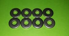 8x Ford Cologne V6 2.8 Engine Plenum Air Box Stainless Wide Heavy M6 Washers