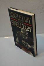 Mike Singletary~Singletary on Singletary~SIGNED~1st Edition/1st Print~Hardcover
