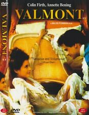 Valmont (1989) Colin Firth / Annette Bening DVD NEW *FAST SHIPPING*