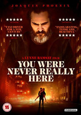 You Were Never Really Here DVD 2018 Region 2