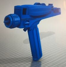 Captain Kirks Star Trek TOS Phaser Unpainted, Needs Assembly- free Postage