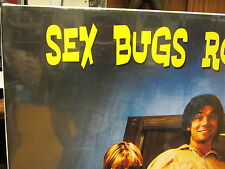 SEX BUGS And Rock and Roll  Joe's Appartment Movie  Poster 1996 NOS