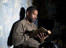 PHOTO LE LIVRE D'ELI - DENZEL WASHINGTON  (P1) FORMAT 20X27CM