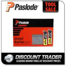 Paslode Impulse Straight Bradder 50mm BFP 3000 C Brad 16 Gauge Nails - B20630