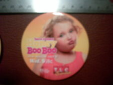 HONEY BOOBOO BUTTON PIN LARGE ( 3 ) INCH ROUND